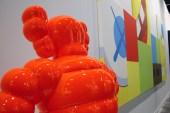 KAWS Installation @ ARCO Madrid