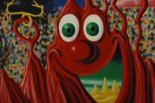 Kenny Scharf Video Interview