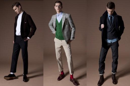 """Kitsune 2010 Fall/Winter """"Ivy League"""" Collection"""