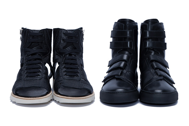 Kris Van Assche 2010 Spring/Summer Footwear Collection