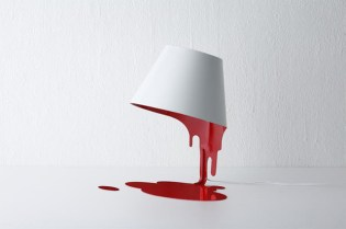 Kyouei Design Liquid Lamp
