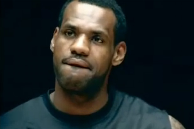 "LeBron James x Dwight Howard McDonalds ""Check This"" Commercial"