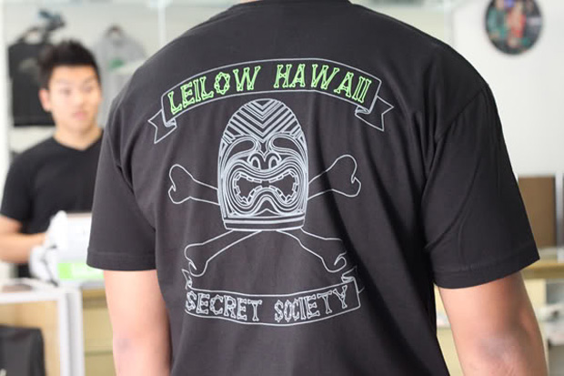 Leilow 2010 Spring/Summer T-Shirts