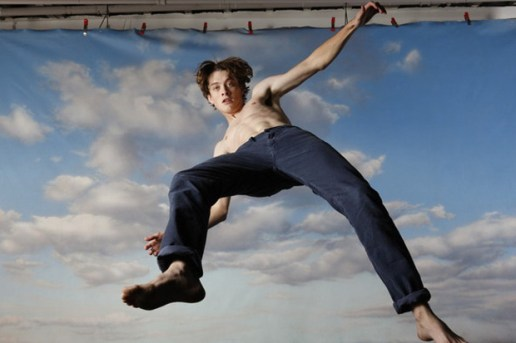 Levi's Cord by Opening Ceremony Campaign by Ryan McGinley