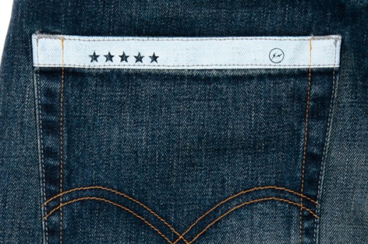 Levi's Fenom Regular Line Denim