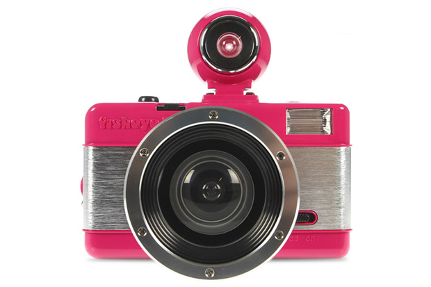 Lomography Fisheye 2 - Pink Edition