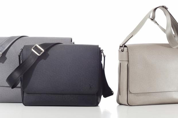 Louis Vuitton Taiga Collection