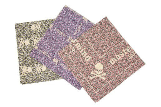 mastermind JAPAN x Liberty of London for Isetan Bandannas