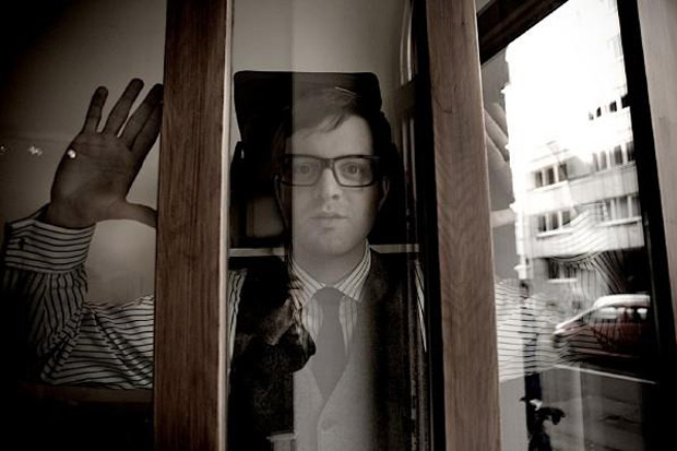 Mayer Hawthorne as DJ Haircut - 1000 Paper Cranes