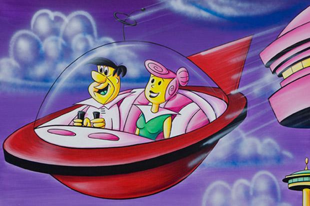MINDstyle x Kenny Scharf Hanna-Barbera Figures Announcement