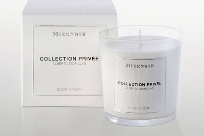Mizensir Collection Privee Summer Candles