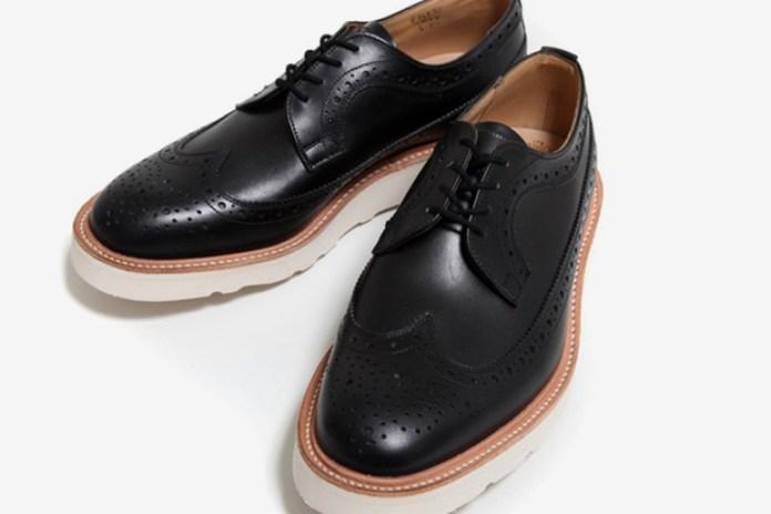 Museum Ark x Tricker's Footwear