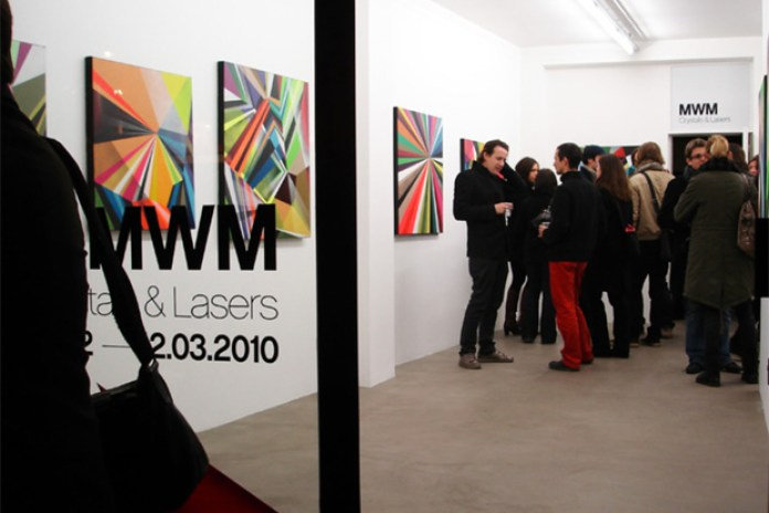 MWM Crystals & Lasers Exhibition Paris