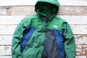 """nanamica x The North Face """"Roots of Life"""" Collection Scoop Jacket"""