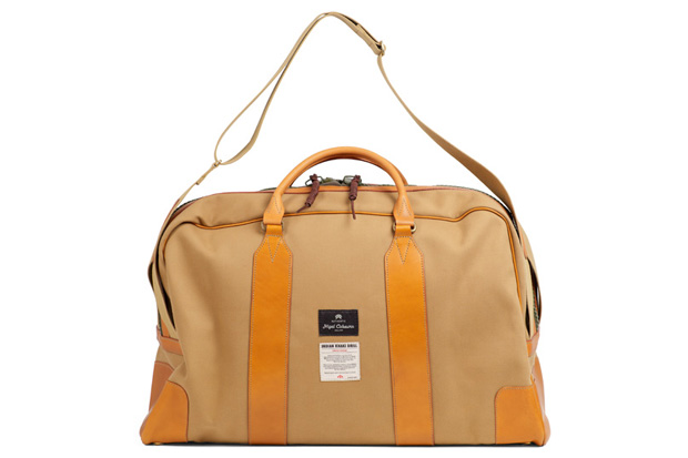 Nigel Cabourn Edgar Indian Drill Holdall