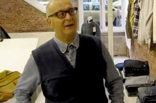 Nigel Cabourn 2010 Spring/Summer Collection Interview