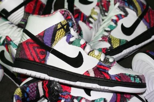 Nike SB 2010 Spring Dunk Hi Premium