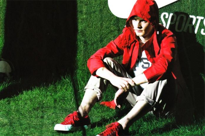 Nike Sportswear 2010 Spring/Summer Photoshoot