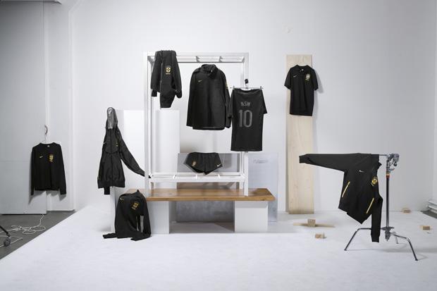 "Nike Sportswear ""Brasil Black"" Pack"