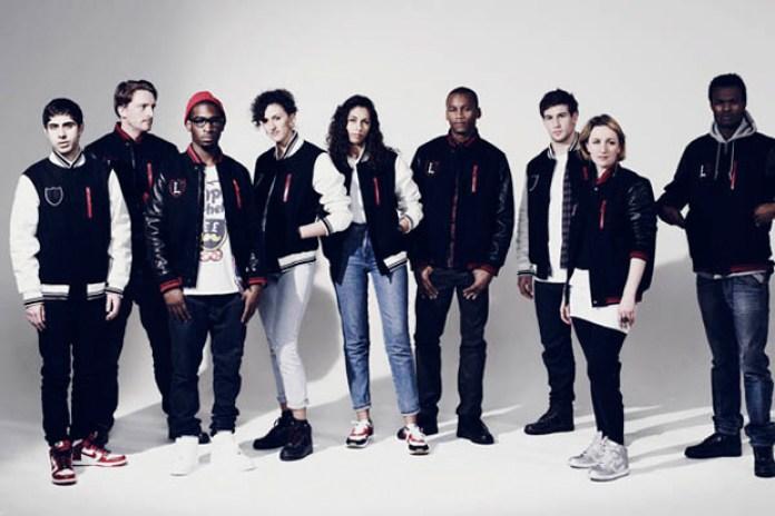 """Nike Sportswear """"Destroy"""" London Varsity Jacket"""