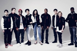 "Nike Sportswear ""Destroy"" London Varsity Jacket"