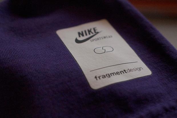 "fragment design x Nike Sportswear ""Tokyo"" Collection"