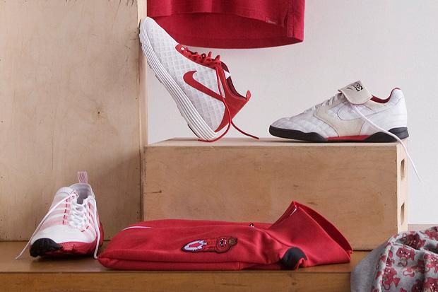 Nike Sportswear x James Jarvis England Team Kit