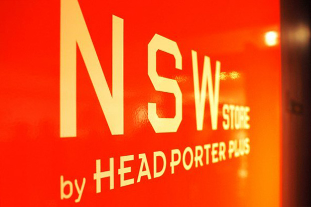 Nike Sportswear Store by Head Porter Plus