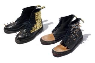 Nozomi Ishiguro Custom Dr. Martens Boots