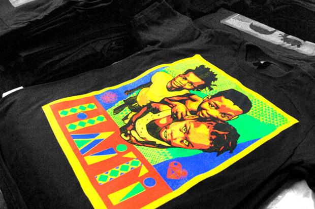 "OBEY ""Haiti"" Charity T-Shirt and Prints"