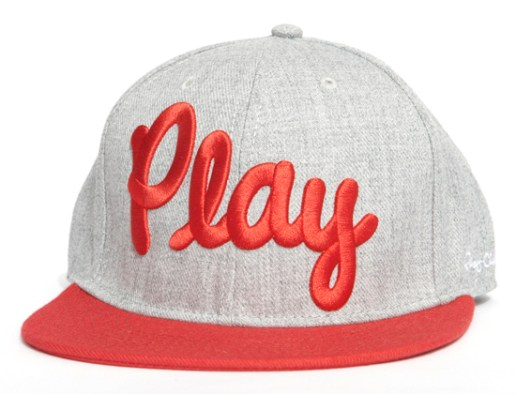 Play Cloths Fitted Baseball Cap