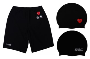 PLAY COMME des GARCONS x SPEEDO Swimwear Collection