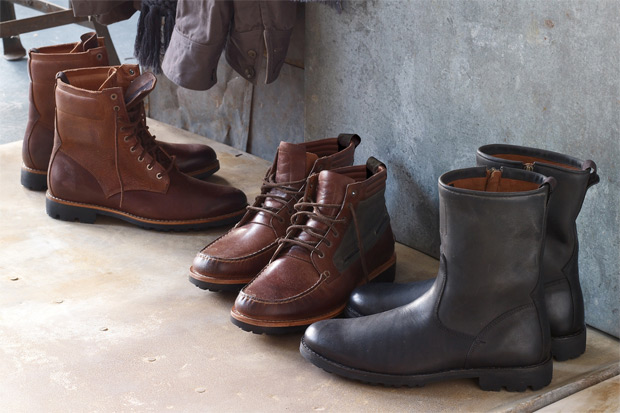 rag & bone x Timberland Boot Company 2010 Fall Collection