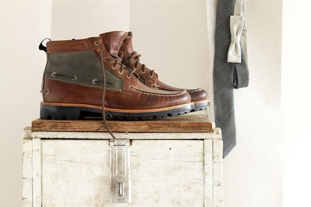 rag & bone x Timberland Boot Company 2010 Fall Collection