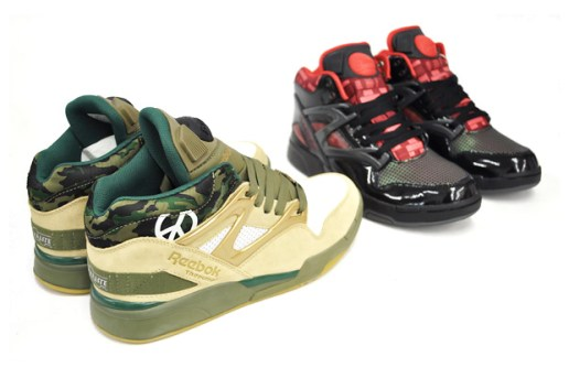 "Reebok 2010 Spring/Summer ""Stanley Kubrick"" Collection Pump Omni Lite"