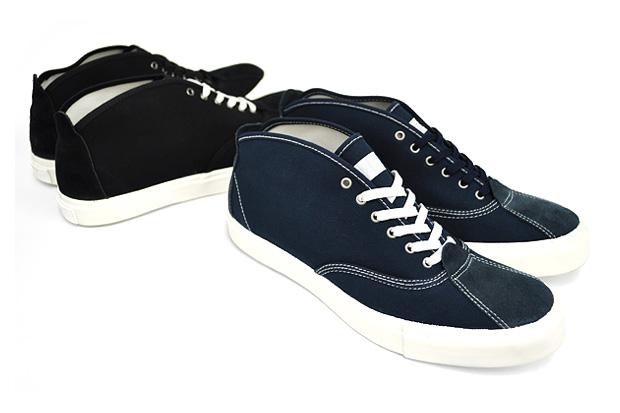 Rhythm Footwear 2010 Spring/Summer Collection Danish