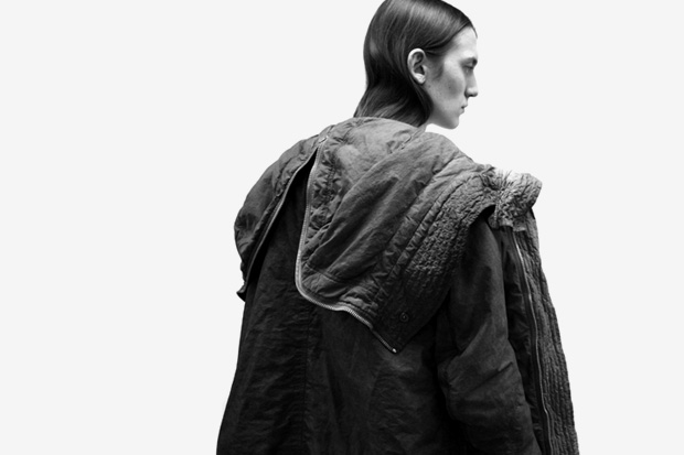 Rick Owens DRKSHDW 2010 Fall/Winter Preview