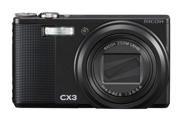 Ricoh CX3 Camera