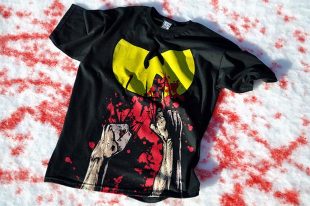 "Rocksmith x Wu-Tang ""Wu Massacre"" Tee by Be Street"