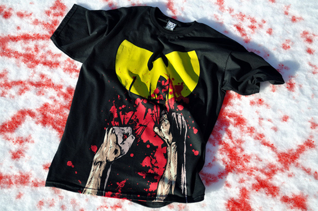 "Rocksmith x Wu-Tang ""Wu Massacre"" Tee by Be Street"
