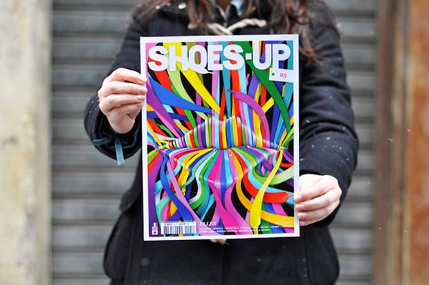 """Shoes-Up #25 - """"ELLES"""""""