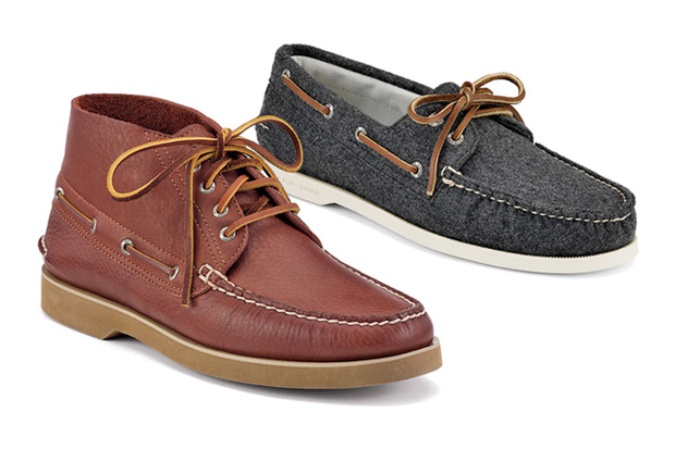 Sperry 2010 Fall/Winter Footwear Preview
