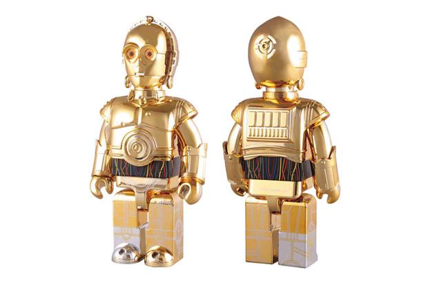 """Star Wars x Medicom Toy """"C-3PO"""" 400% Kubrick"""