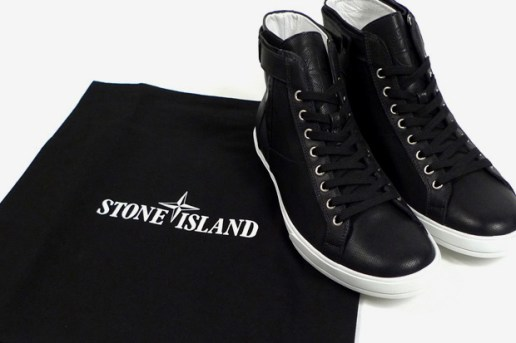 Stone Island 2010 Spring/Summer Footwear New Releases