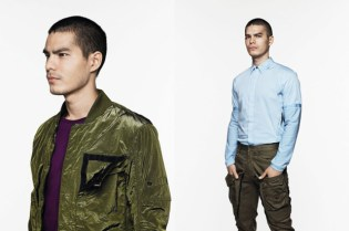"Stone Island ""Shadow Project"" 2010 Spring/Summer Collection Preview"
