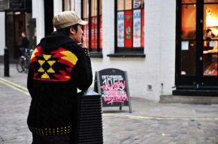 Streetsnaps: Smoker