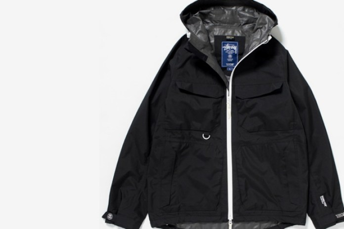 Stussy x 13DW Gore-Tex Jacket