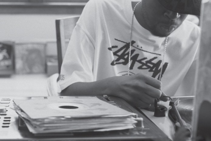 "Stussy North America x Stones Throw 2010 ""Dilla Day"""