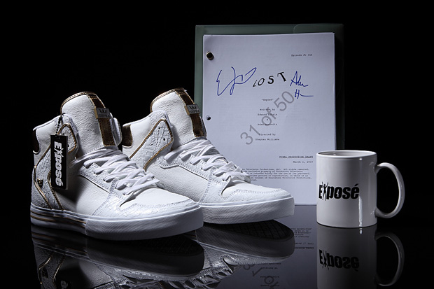 Supra x LOST Vaider Hi Package