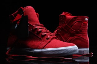 Supra Skytop Heartbreaker Edition Preview